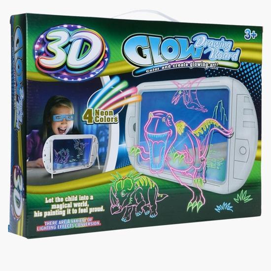 Glow 3D Drawing Board