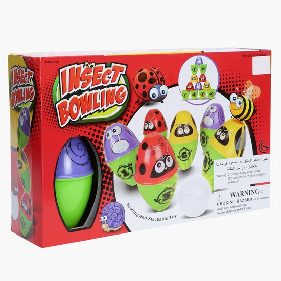 Insect Bowling Set