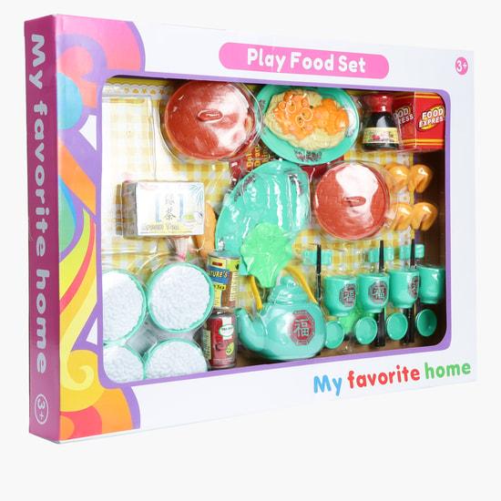 طقم ألعاب الطعام