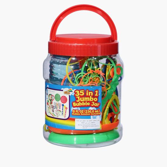35-in-1 Jumbo Bubble Jar