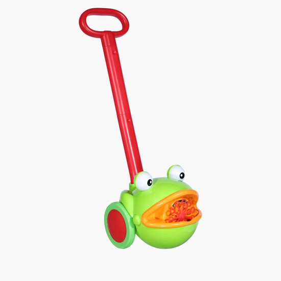 Friction Powered Frog Bubble Mower