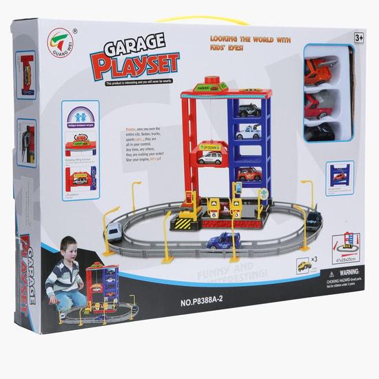 Garage Play Set