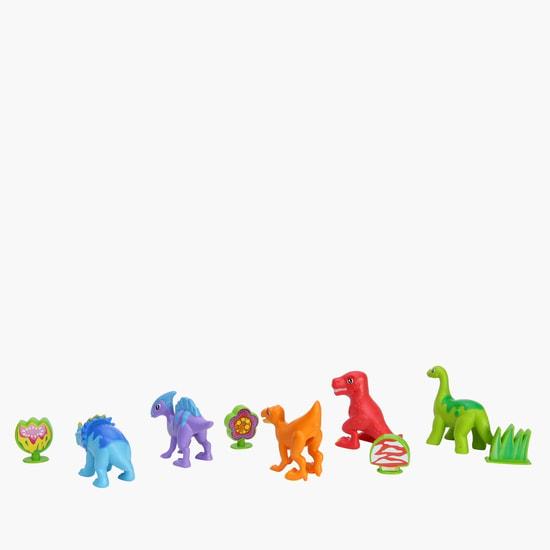 طقم لعبة الديناصور سوبر دوبر