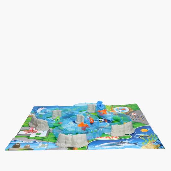 Ocean Track Park Water Game