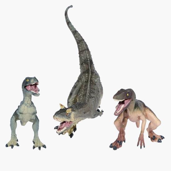 Real World Toy Dinosaur Set