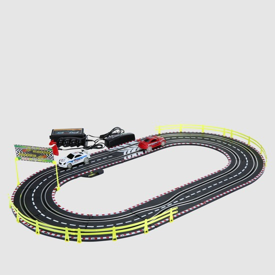 Speed Track Race and Play Loop Set