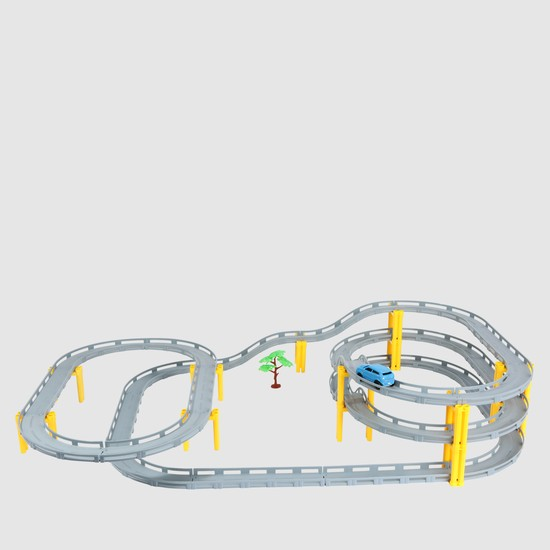 Track Dreamworks Race and Loop Set