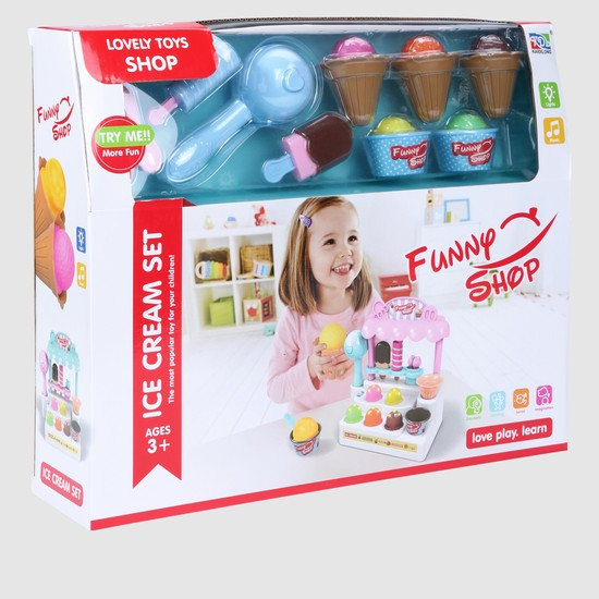 Ice Cream Playset