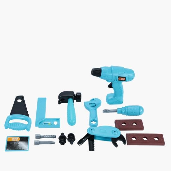مجموعة أدوات لعب