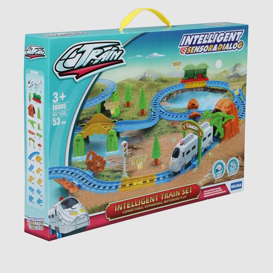Battery Operated Train Set