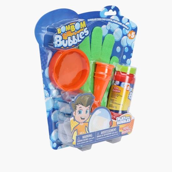 Bom Bom Bubbles Game