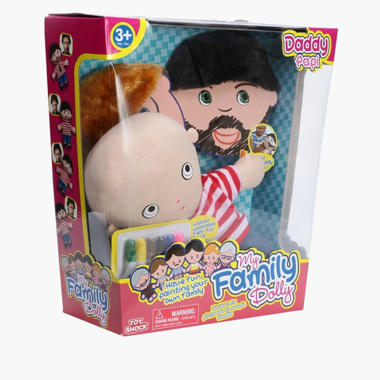 Daddy My Family Dolly Playset