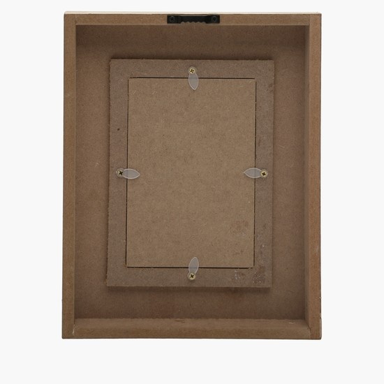 Textured Photo Frame - 4x6 in