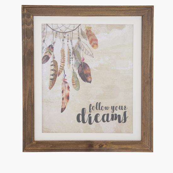 Decorative Photo Frame - 39x47.5 cms