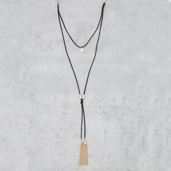 Choker and Necklace Set