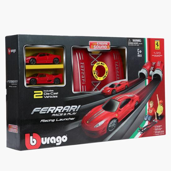 Ferrari Race and Play Car Set