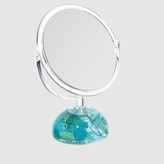 مرآة حمام مزخرفة