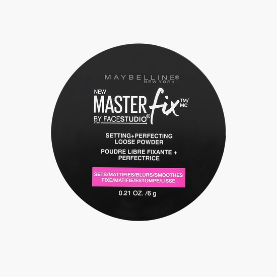 Maybelline New York Master Fixing Translucent Loose Powder