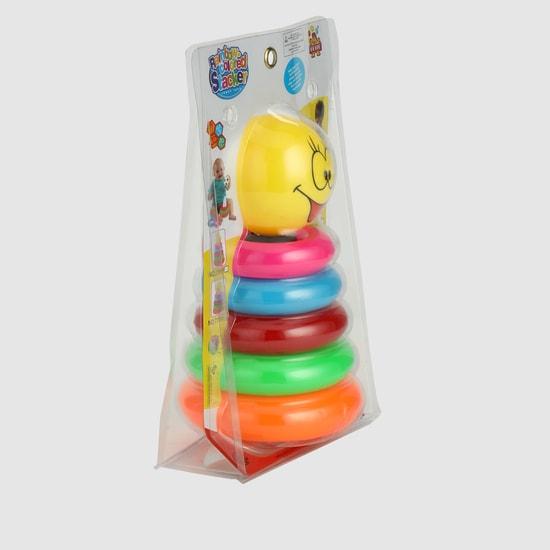 Rings Stacker Playset