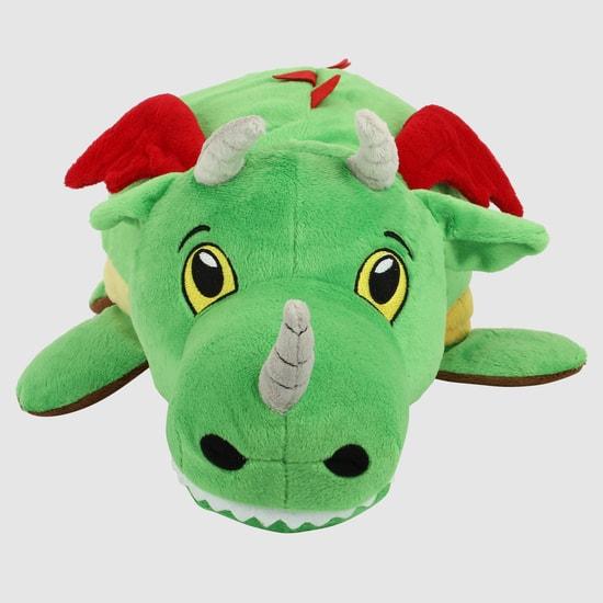Dragon and Bear Flip Pet Set