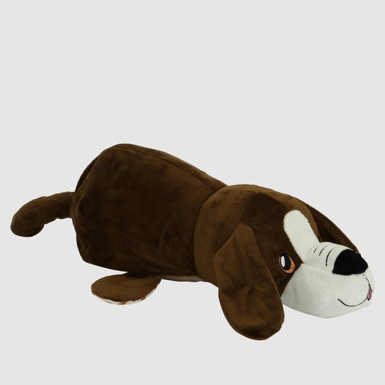 Plush Cat and Dog Set
