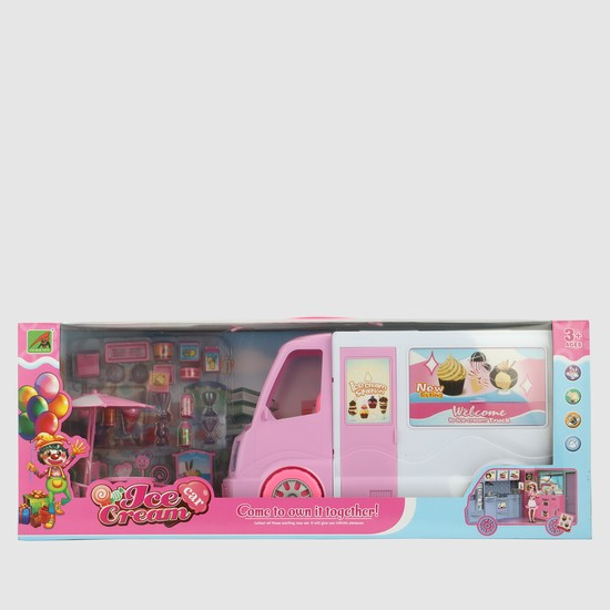 Ice-Cream Truck Set
