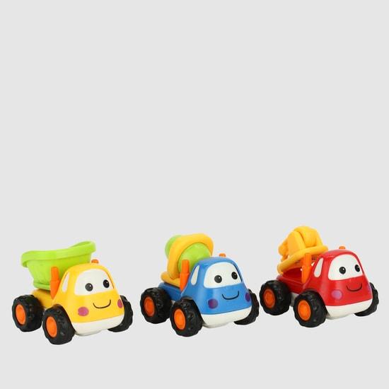 Mini Tractors Set