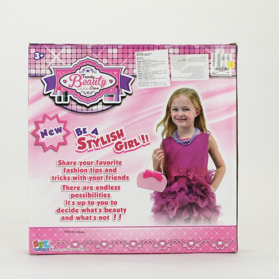 Be a Stylish Girl Beauty Playset