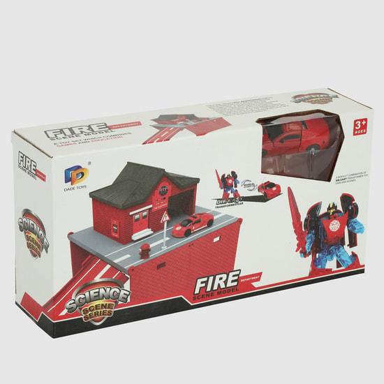 لعبة محطة الإطفاء