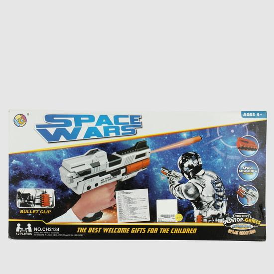 مجموعة بندقية حرب الفضاء