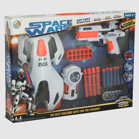 Space Wars Playset