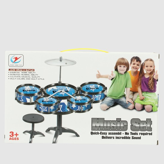 Drums with Chair Playset