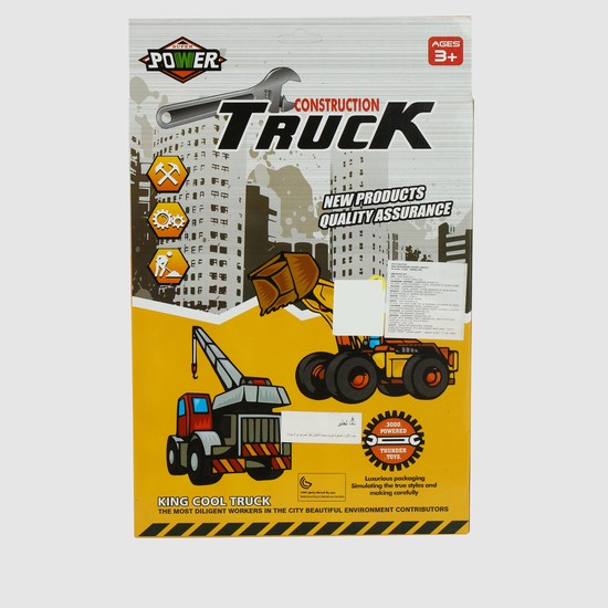 Construction Truck Mobile Machinery Shop