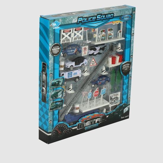 مجموعة ألعاب فريق الشرطة