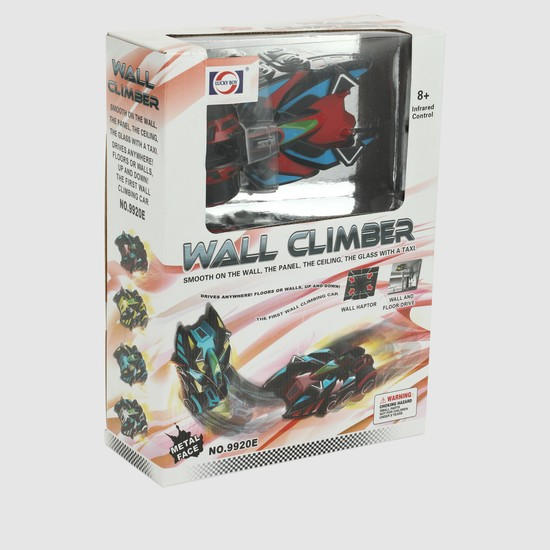 Wall Climber with Remote Control