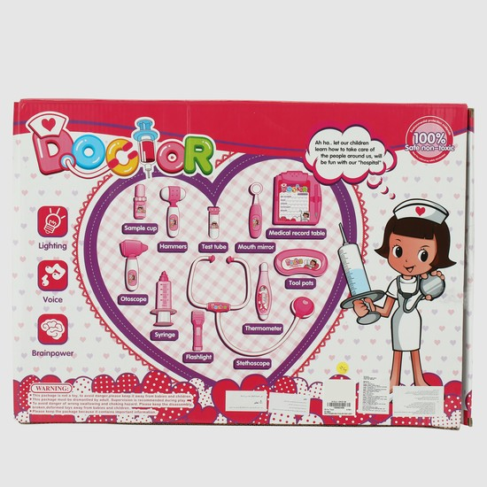 Doctor Playset with Light and Sound
