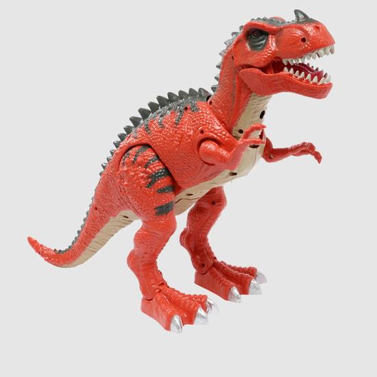 دمية ديناصور بمؤثرات أصوات وإضاءة
