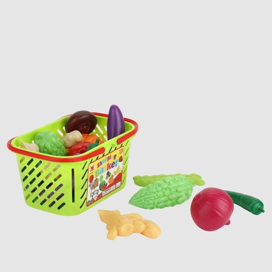 Vegetable Basket Playset