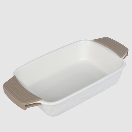 Textured Serving Bowl