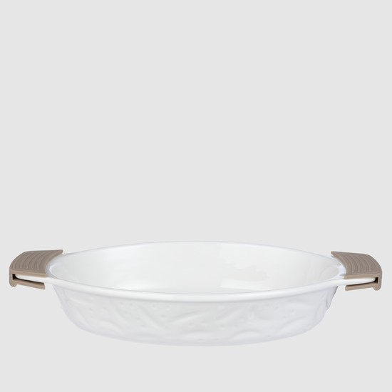 Textured Serving Bowl