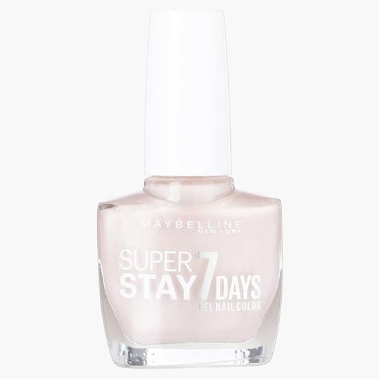 Maybelline New York Superstay 7 Days Gel Nail Polish