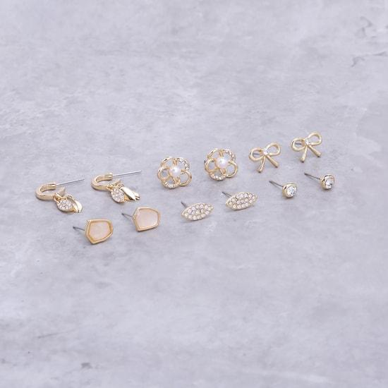 Assorted Earrings - Set of 6