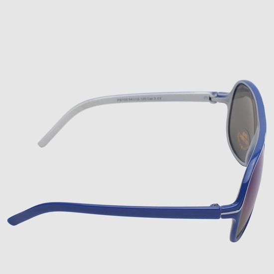 نظارات شمسية متدرّجة الألوان