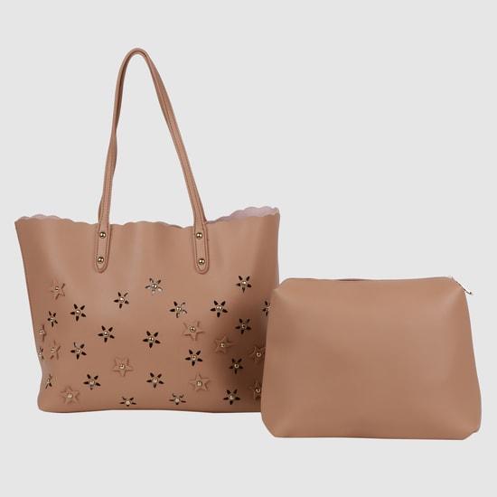Embellished Tote Bag