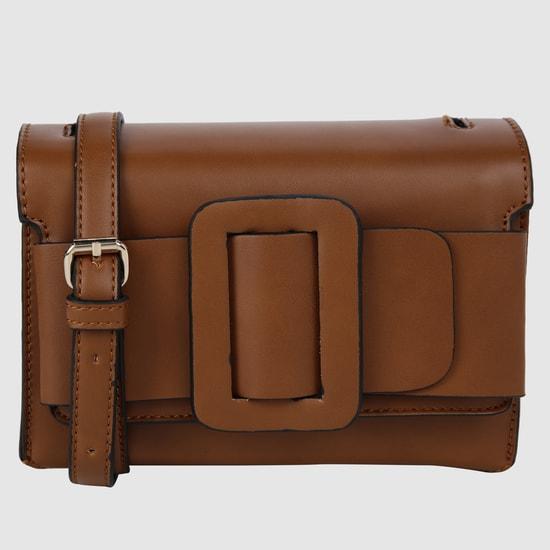حقيبة يد بطيّة وزر مغناطيسي للإغلاق