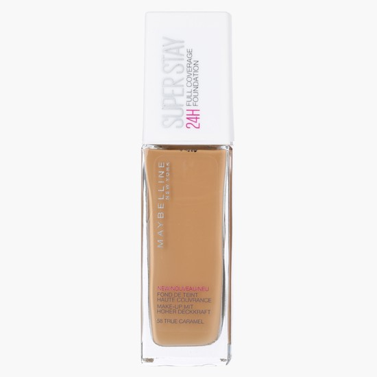 Maybelline New York Super Stay 24 Hour Full Coverage Foundation