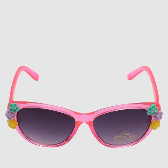 نظارات شمسية مزيّنة بالورود