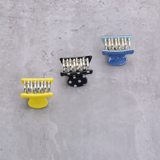 Hair Clip - Set of 3