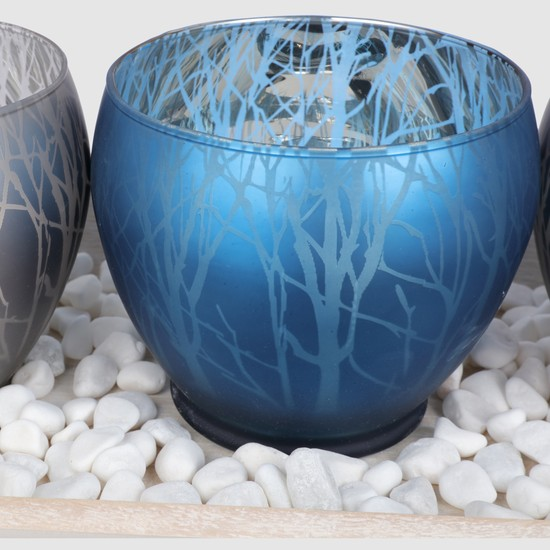 4-Piece Candle Holder Set