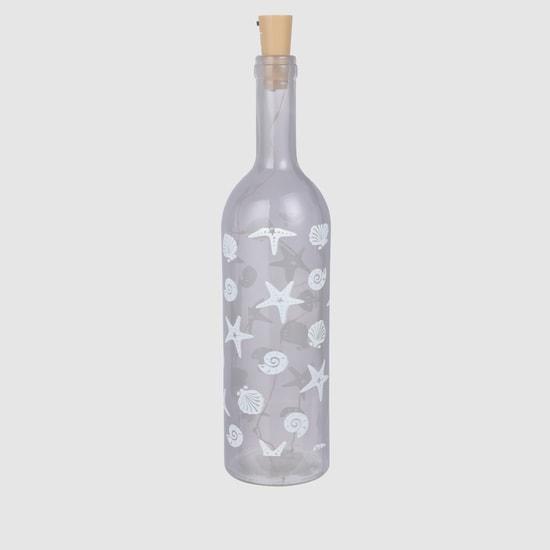 زجاجة تزيين بأضواء